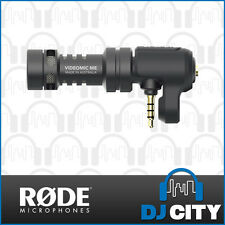 RODE Videomic Me Microphone for Apple iPhone Smartphone & iPad