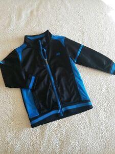 Boys New Balance warm up jacket, zip up, size 4T