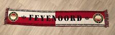 Écharpe Feyenoord Rotterdam Adidas Foot Bon État Football 90' Vintage Scarf