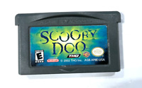 Scooby Doo GBA Nintendo Gameboy Advance Tested + Working ++ AUTHENTIC ++!