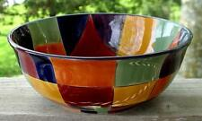 "Tabletops ""Caracas"" 10"" Salad Serving Bowl.Mint.Free Shipping!"