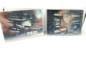 1990s SkyBox and Impel Star Trek The Next Generation 3D Hologram Collector Cards