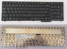 Arabic qwerty keyboard acer aspire 9920g 7520g nsk-af20a 9j.n8782.20a kb.int00.137