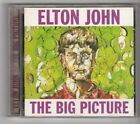 (GY993) Elton John, The Big Picture - 1997 CD