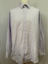 Mens | Hugo Boss Enzo US Regular Fit Long Sleeve | Lilac| Size 18 - 34/35