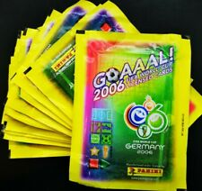 2006 Panini Goaaal! Germany World Cup Cards [Sealed Packet] - Messi? Ronaldo?