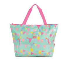 NEW Penny Scallan Large Tote Bag - Pineapple Bunting