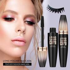 Curling MACFEE Fiber 4D Mascara Large Waterproof Silk Long Mascara Brush