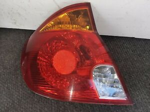 Left Passenger Side Rear Lamp (Hatchback Only) for Hyundai ACCENT 2003-2006
