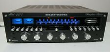 MARANTZ 2275 RARE BLACK FACE STEREO RECEIVER WORKS PERFECT SERVICED LED UPGRADE