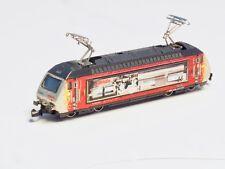 88458 Marklin Z 5 pole Loco Reuge SBB 5 pole motor cl 460 Swiss #2
