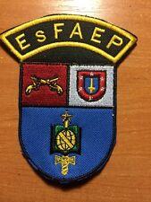 PATCH POLICE BRAZIL - EsFaep -  ORIGINAL!