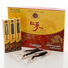 Korean Red Ginseng First Grade Roots with Honey 300g(10.5oz) Separately Wrapped