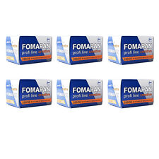 6 Rolls x FOMAPAN 200 Profi Line Creative 135 35mm 36exp Black & White Film FOMA