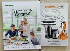 THERMOMIX Books - Something For Everyone Louise Fulton Keats & Thermo Chef Kim