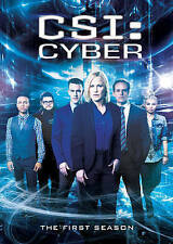 CSI: Cyber: First Season 1 One (DVD, 2015, 4-Disc Set)