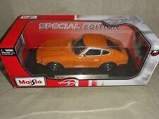 Datsun -1971 240Z Special Edition - Orange, New