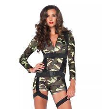 u201cGoinu0027 Commandou201d 2017 Army Womenu0027s Costume. u201c  sc 1 st  eBay & Spirit Military Costumes for Women | eBay