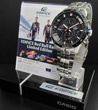 EQS-A500RB, Edifice Limited Edition,Infiniti Red Bull Racing Watch,discontinued