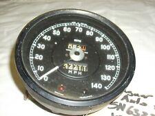 Jaguar MK 10,  3.8 L Factory original   MPH Gauge