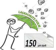 Lackschutzfolie transparent Steinschlagschutzfolie Auto Schutz Folie klar 30x70