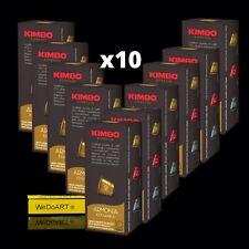 KIMBO Espresso ARMONIA 100 capsules Italian Coffee Free Shipping