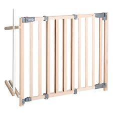 Roba Holz Treppenschutzgitter 93,5 - 120,5 cm, Höhe 83,5 cm TOP