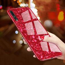 Vidrio templado Fundas carcasas Case Para Huawei P10 P20 Pro Mate10 Honor 10 9 8