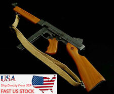 Dragon Toys 1/6 Weapon Model WWII US Army Thompson Submachine Gun M1928A2 USA St