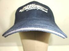 MACK WILLIAMS ENTERPRISE Cap Blue Hook & Felt 100% Cotton Customs Hats