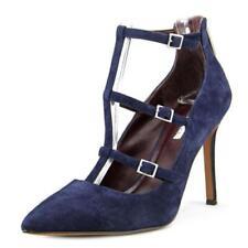 Zapatos de tacón de mujer de tacón alto (más que 7,5 cm) de color principal azul Talla 40