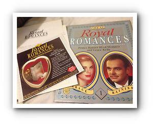 Great Royal Romances Vo. 1: Prince Rainer III & Grace Kelly - Marshall Cavendish
