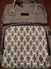 Amhoo Insulated Lunch Bags Box Cooler Backpack Waterproof Leak-proof Tote Grey