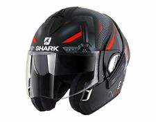 Casque Shark Evoline Series3 Shazer Mat Taille XL He9354krs