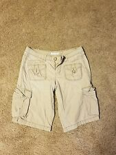 Tommy Jeans girls junior size khaki shorts size 7