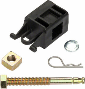 """Yakima 2"""" Receiver Hitch Bolt, Nut, Pin, Washer, and Retainer for DryDock,"""