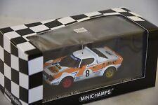 MINICHAMPS 430781208 - LANCIA STRATOS RALLY ACROPOLIS 1978 BIC 1/43