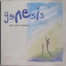 GENESIS - WE CAN'T DANCE - CD (made in Holland)