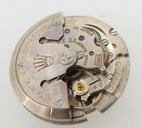 .Vintage 1950s Rolex 1030 Automatic Butterfly Movement Complete - Stunning