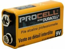 6 New Procell 9V Alkaline Batteries by Duracell PC1604 EXP in 2024  BA6