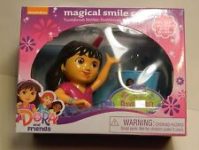 Dora Magical  Smile Set   toothbrush & holder, and Rinse cup *** New In Box***
