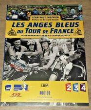 livre les anges bleus du tour de France gendarmerie grande boucle cyclisme vélo