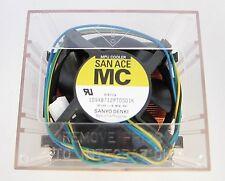 Sanyo Denki San Ace 40L 9L0412M301 4000 RPM 40x40x28mm Aluminum Frame Fan New!