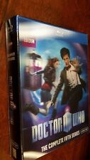 Doctor Who Complete Fifth Series  - Like New 6-Disc Blu Ray Set