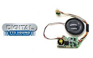 HORNBY - R8106 TTS Sound Decoder: CLASS A1/A3 - BRAND NEW