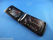 Motorola Razr 2 v9 Black (Sans Simlock) 4 Volume 2mp 3 G mp3 ORIGINAL RARE Noir