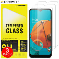 For LG Harmony 4 Caseswill Premium HD Clear Tempered Glass Screen Protector