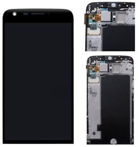 LG G5 H820 H830 H831 H840 H850 Replacement Full LCD Display Assembly with Frame