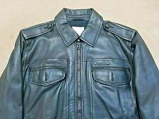 Mens Diesel  leather jacket