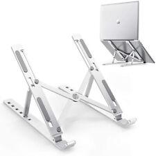 Ergonomic Portable Foldable Aluminum Laptop Stand